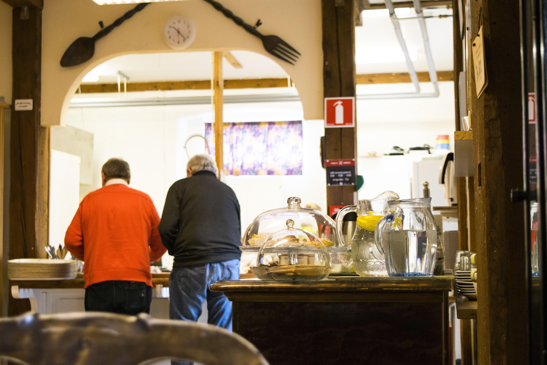 Joanna Kohnen Torsås Kommun, Vågens lilla café
