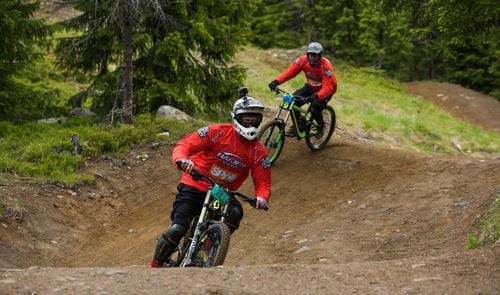 Hafjell Bike Park is open!