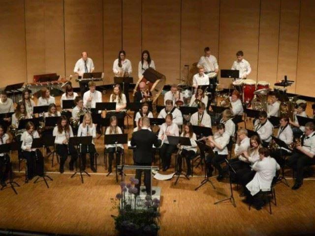 Vårkonsert med Mariehamns ungdomsorkester