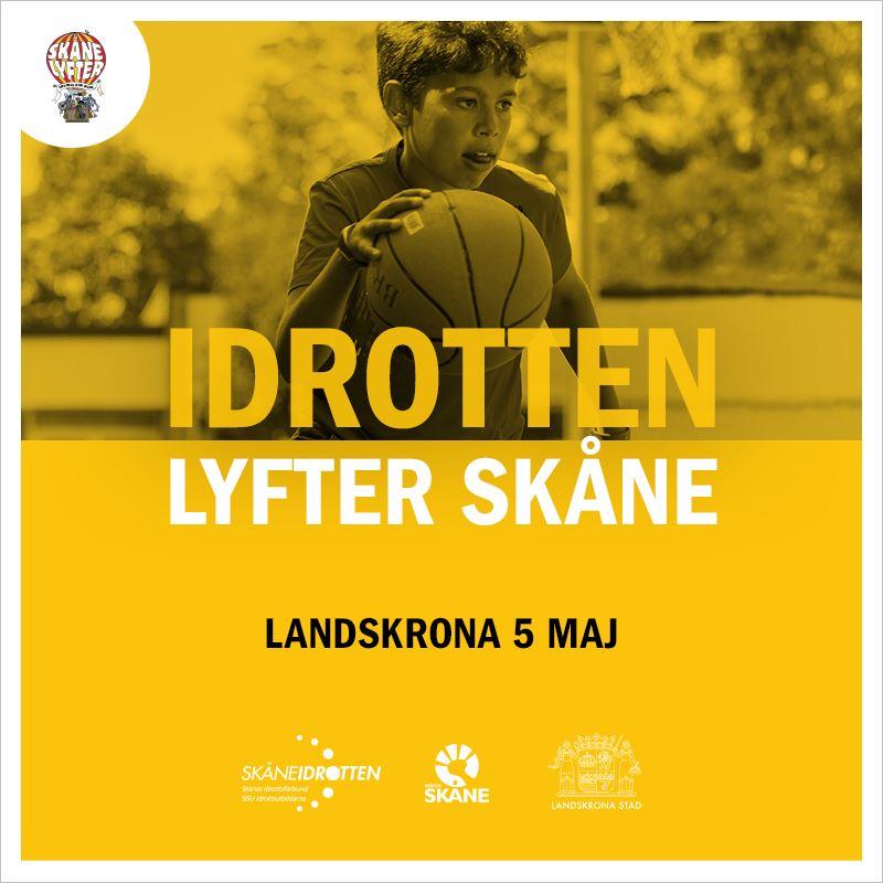 SKåne lyfter – Landskrona