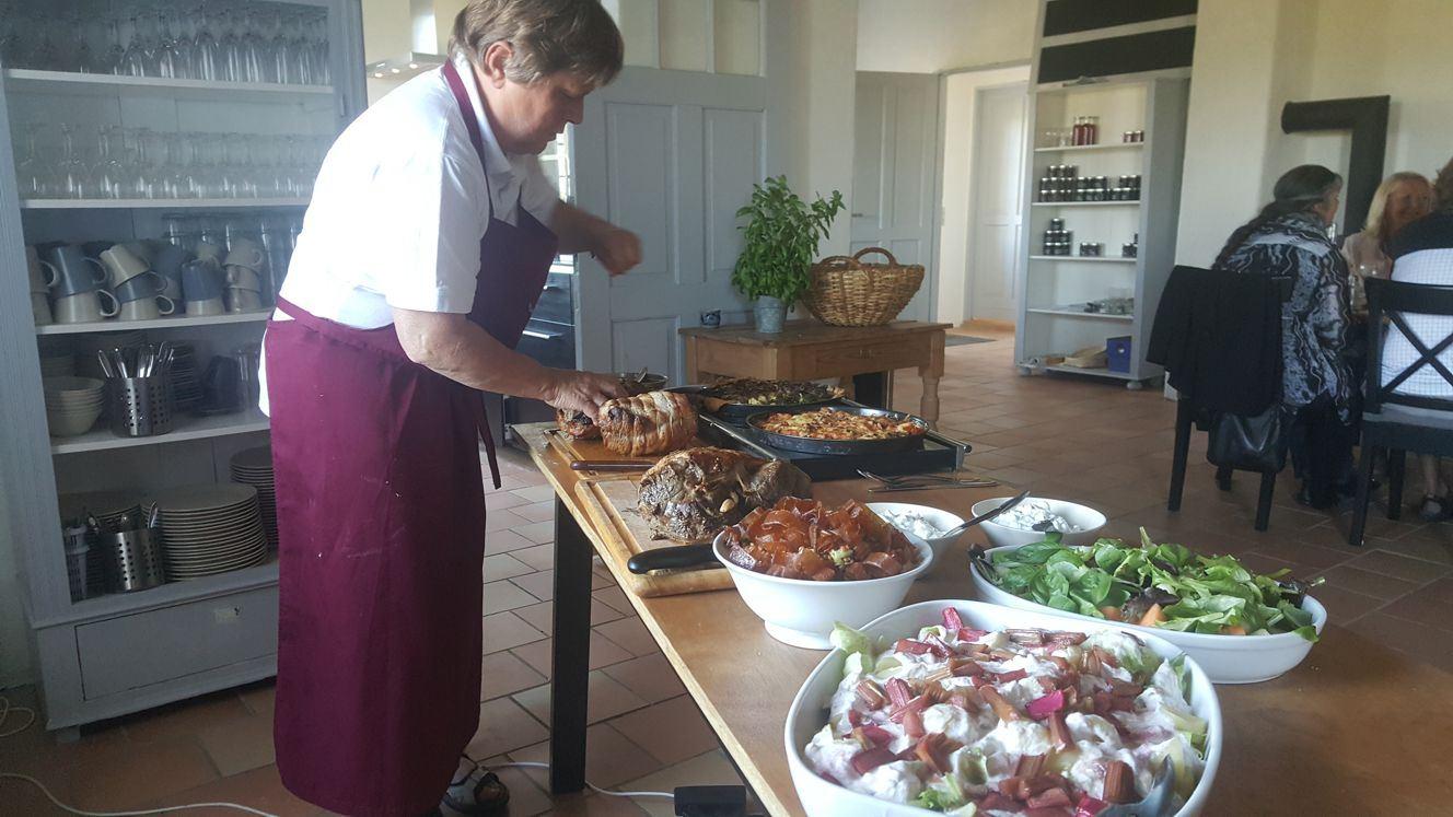 Sydhavsøernes Food Week: Thorlin Spisehus - Middag (Buffet)