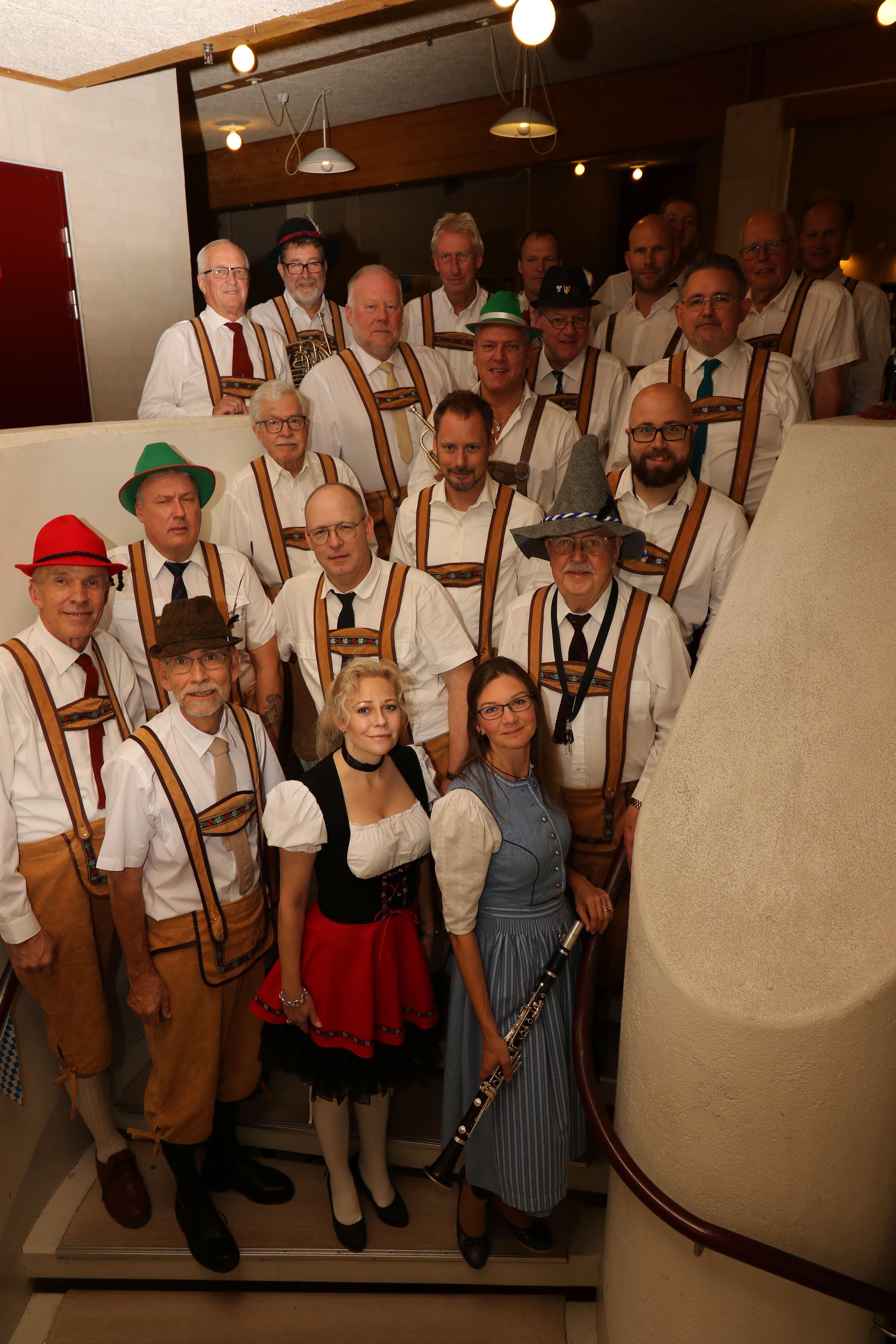 © Engelholms Storband, Oktoberfest