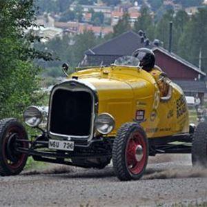 Classic Car Week - Hill Climb