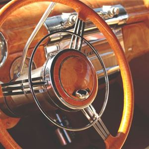 Classic Car Week - Bilmarknad