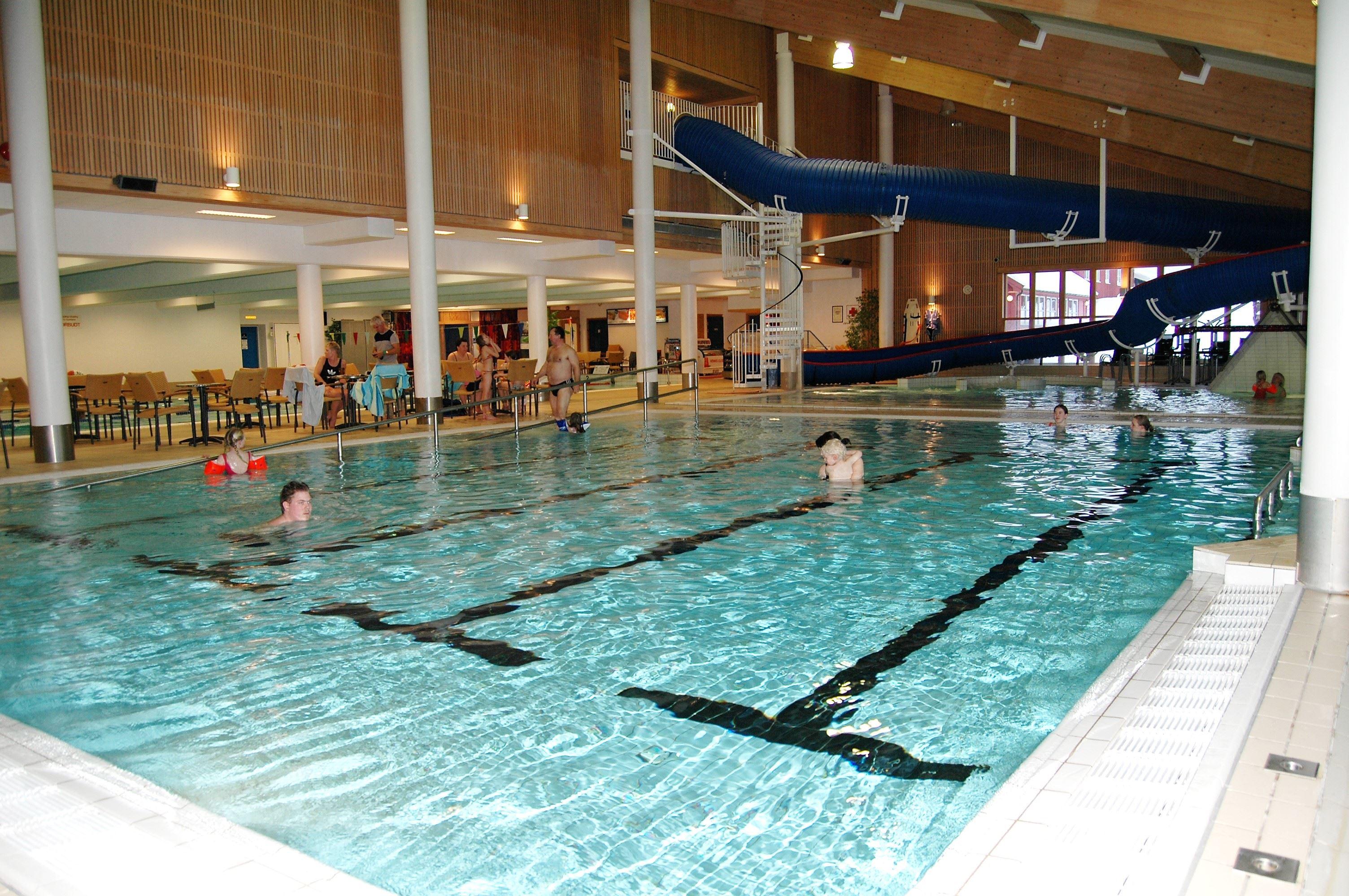Jorekstad water park