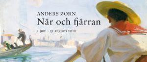 När och fjärran, Zornmuseets sommarutställning