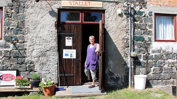 Musikcafé i Stallet i Gammelstilla