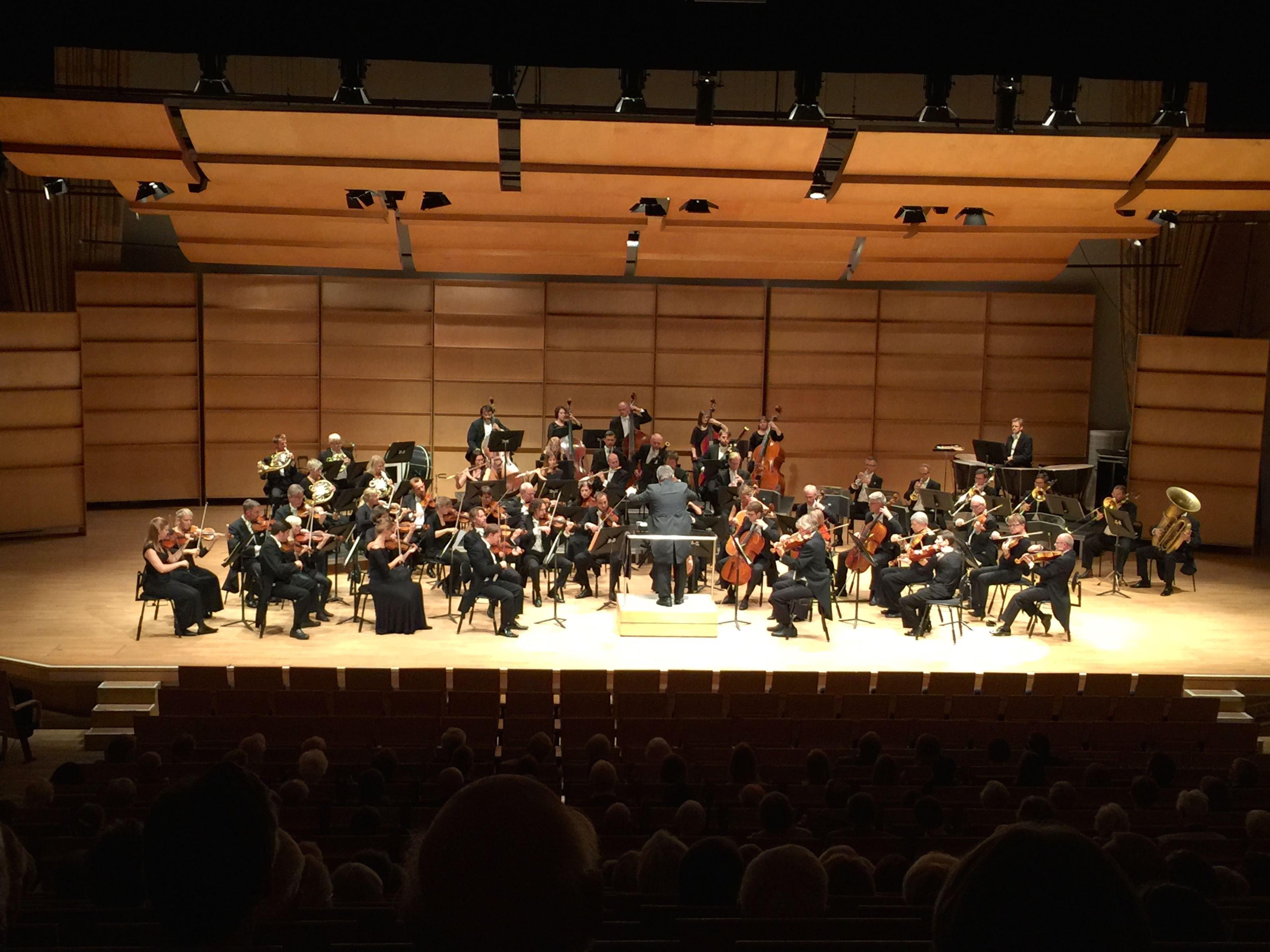 Koncert med Helsingborgs Symfoniorkester
