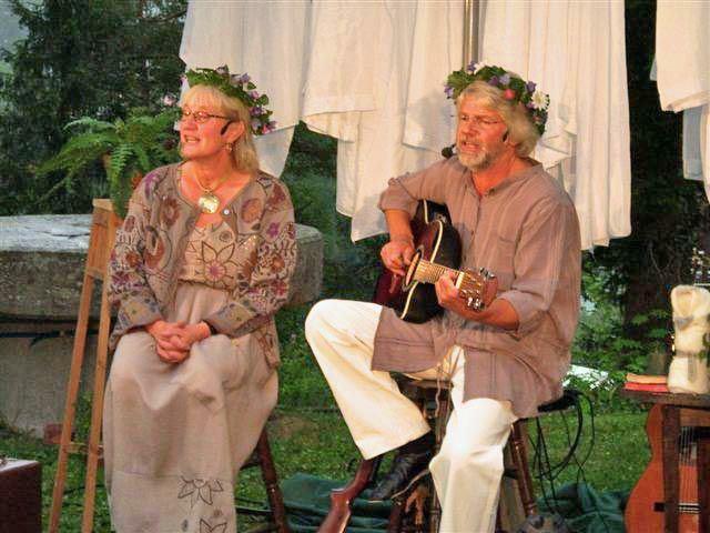 Vitterhistorier - Röstagården, Harmånger