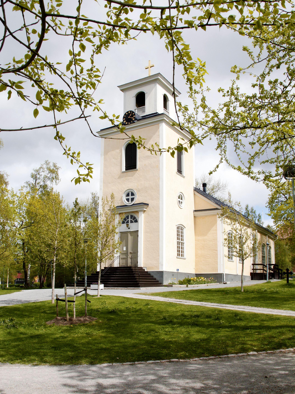 © Svenska kyrkan Östersund, The Old Church