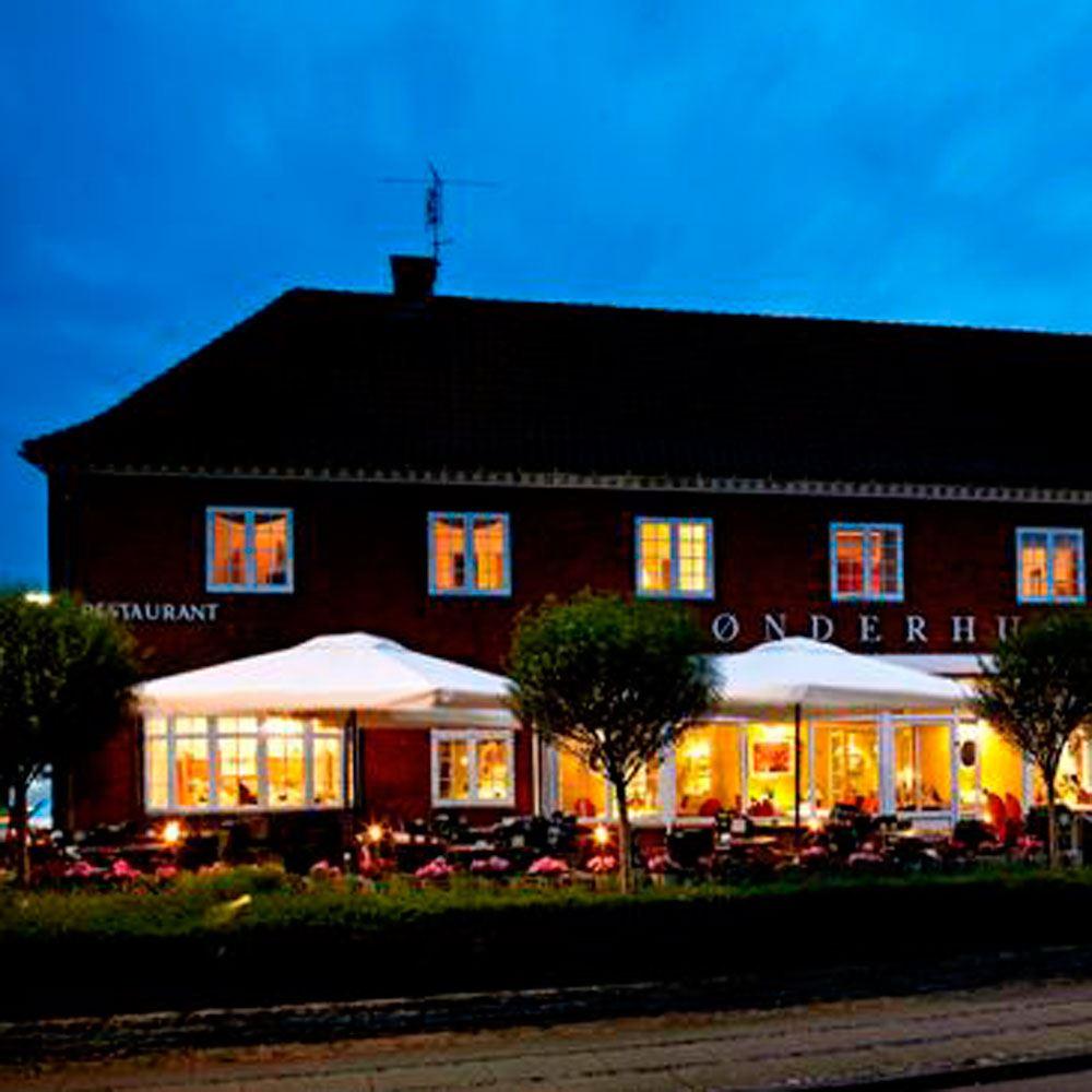 Hotel Tønderhus Gourmetuge