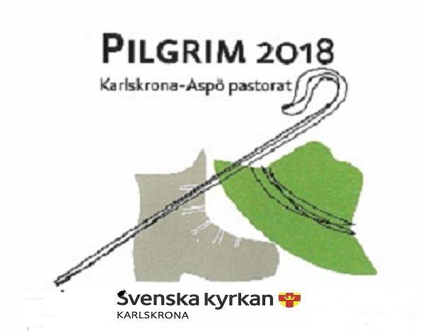 Pilgrim 2018 -  Karlskrona-Aspö pastorat