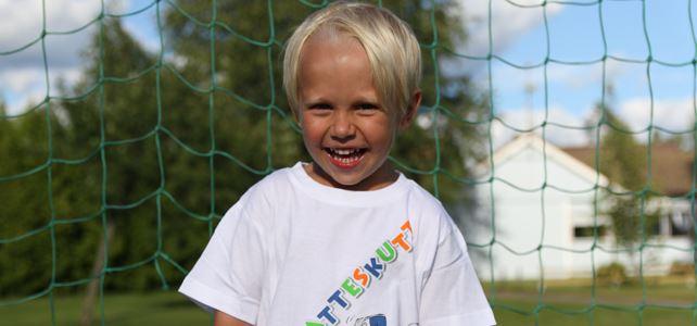 Knatteskutt - Idrott för barn i Falun