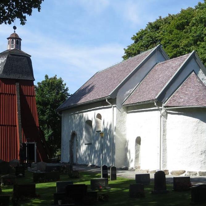 Kulturvandring - Hjärtlanda kyrka