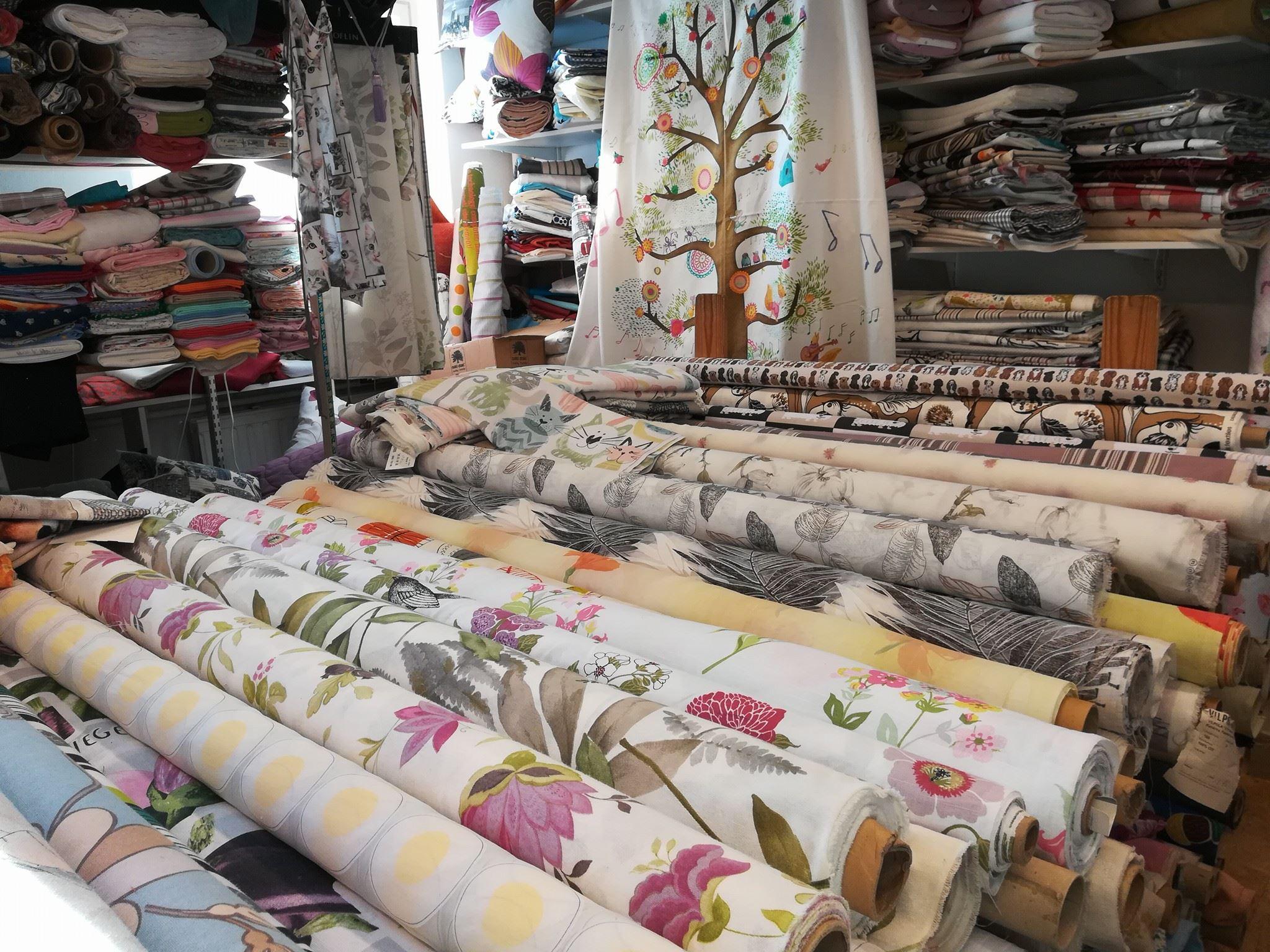 Old Vääksy Village | Anin Soppi, textile boutique