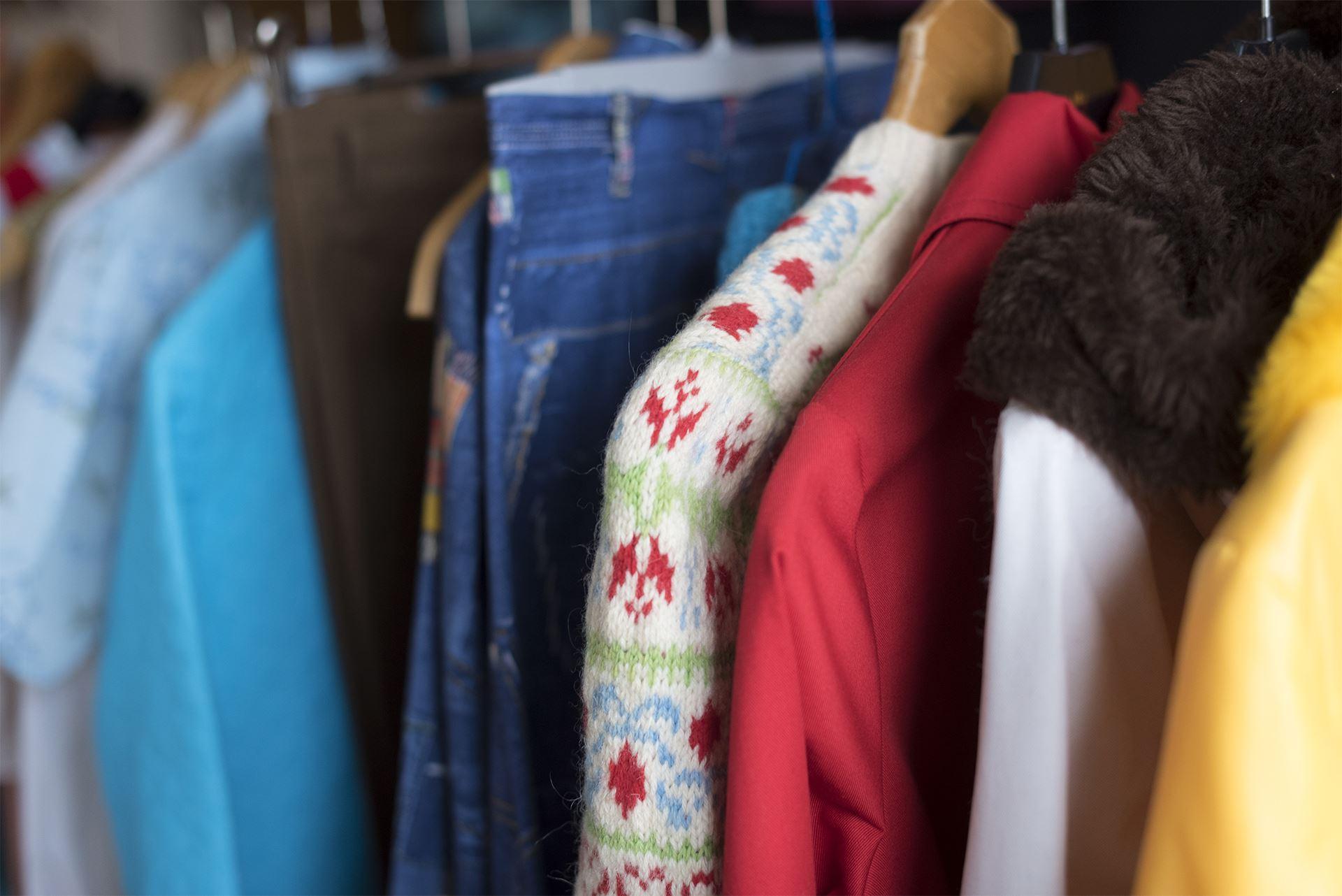 Klädbytardag för kvinnor