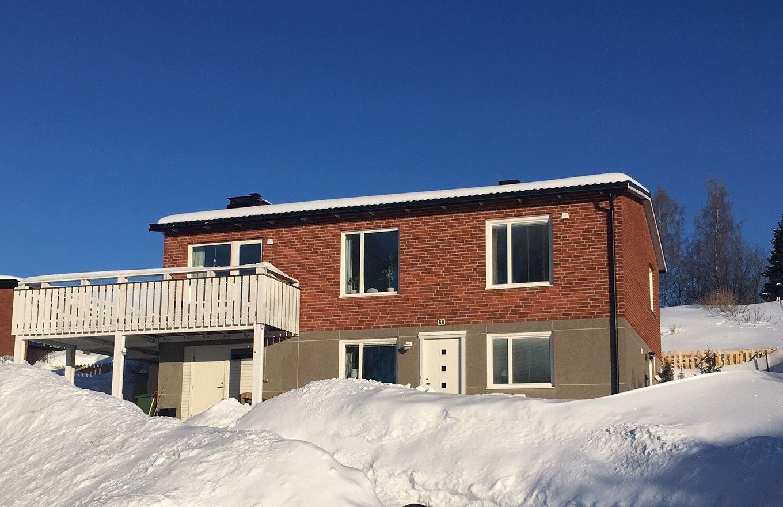 HV041 Hus på Frösön