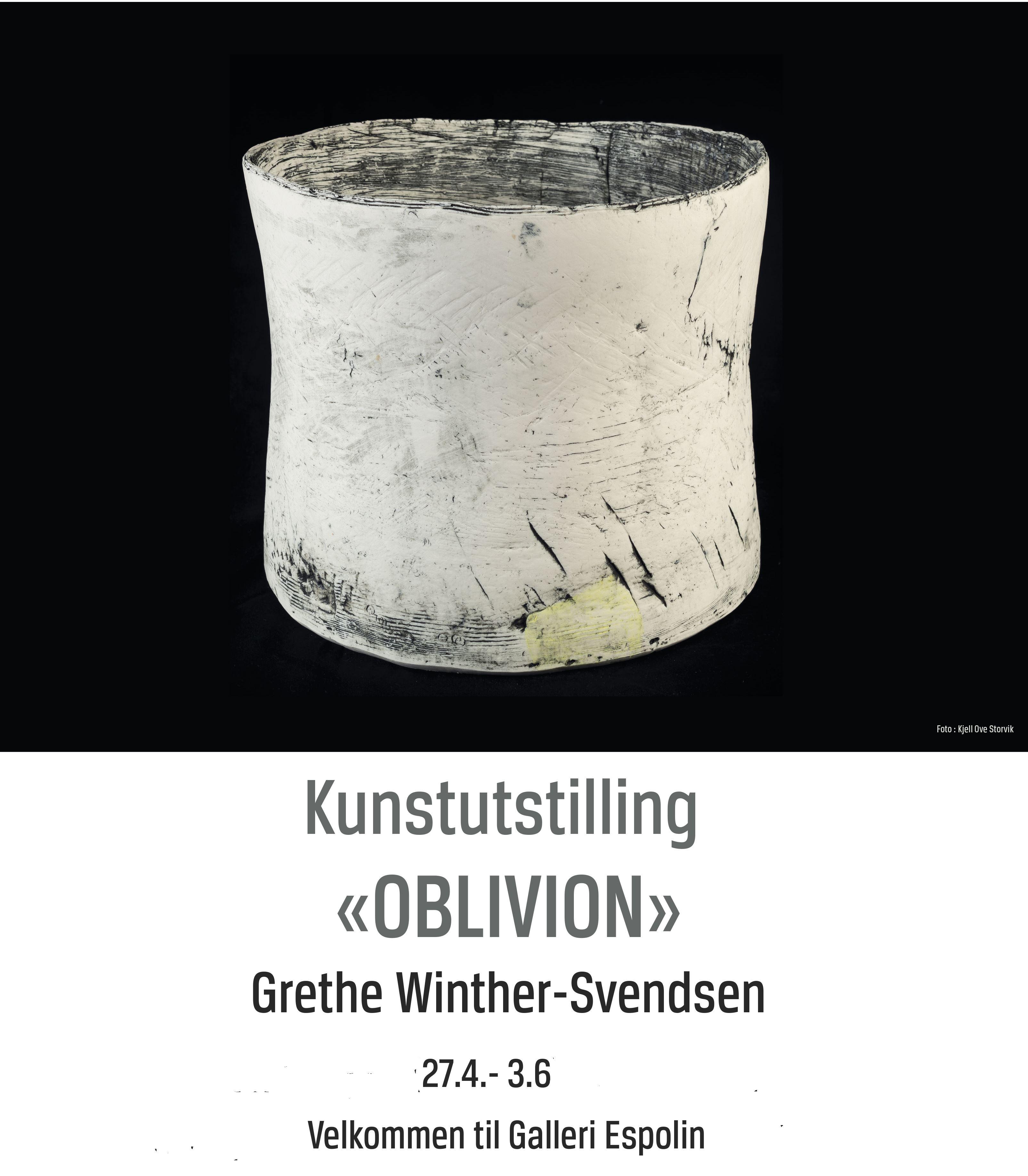 Galleri Espolin: Grethe Winter Svendsen
