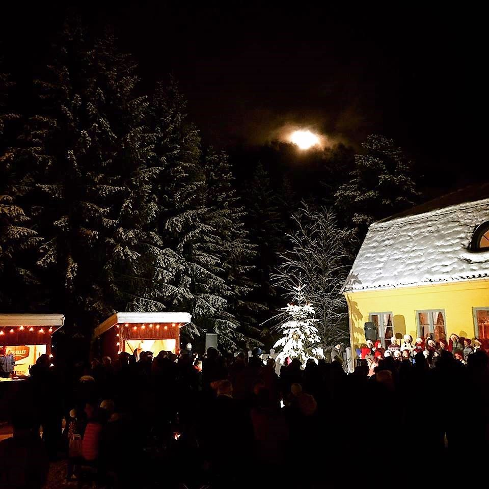 Advent Weekend at the Norwegian Road Museum