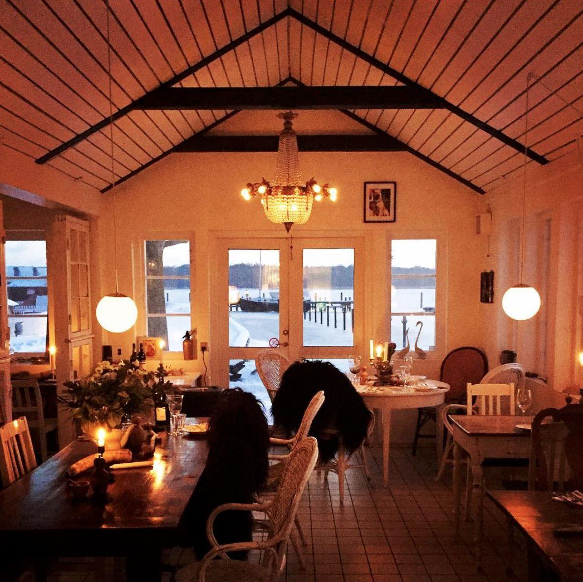 Sydhavsøernes Food Week: Restaurant Ö - Middag