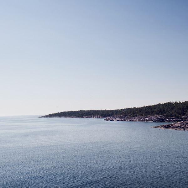 Båtresa Sundsvallsfjärden