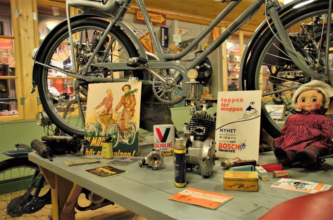 Visit Dalarna, Nostalgimuséet - Minnesmaskinen