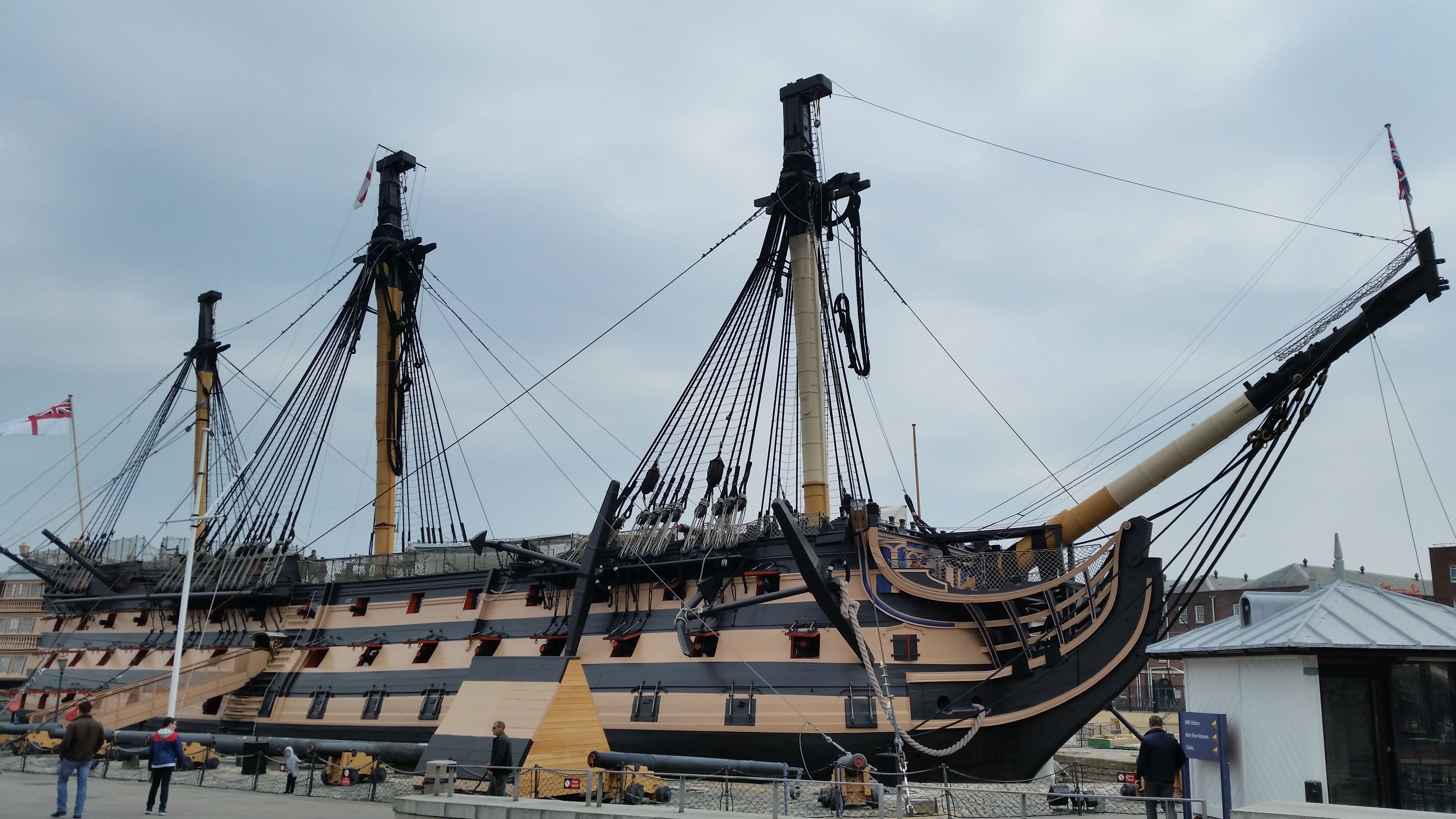 Marcus Bernhardsson, Engelska flottan besöker Hanö