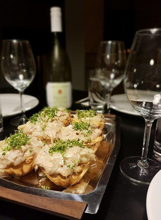 Sydhavsøernes Food Week: Restaurant Marni - Frukost