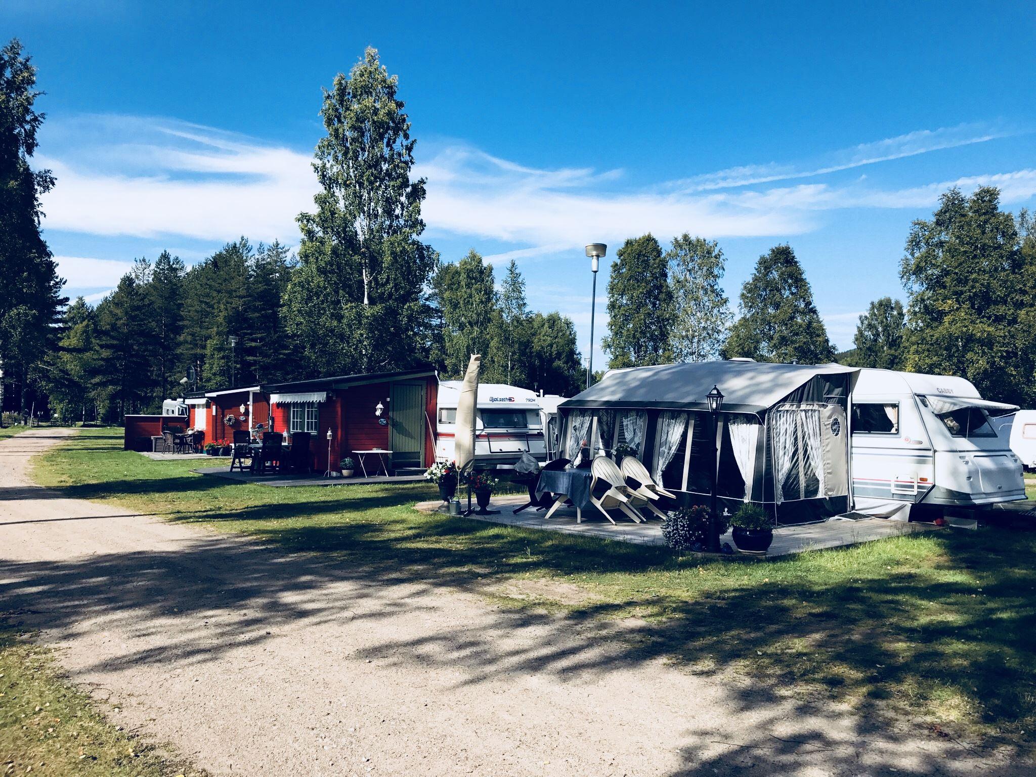 Sysslebäcks Stugby och Fiskecamping / Camping