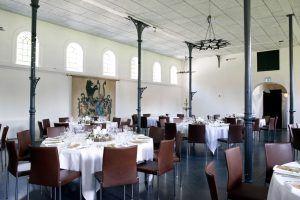 Sydhavsøernes Food Week: Lungholm Slot - Middag