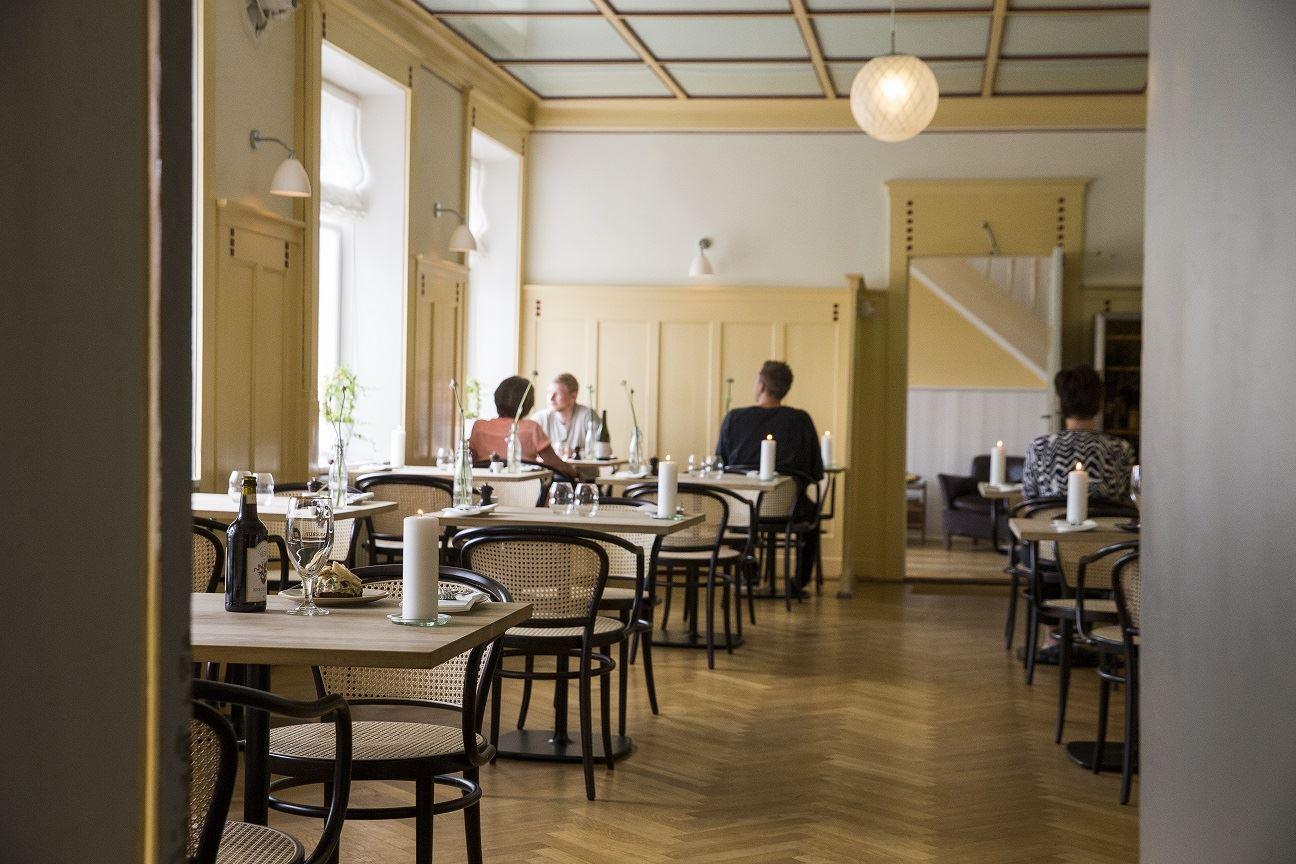 Sydhavsøernes Food Week - Hotel Saxkjøbing - Middag