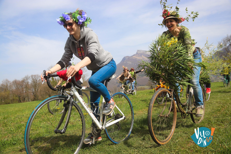 LA DINGO NORD - Rando Vélo & Spectacles en pleine nature