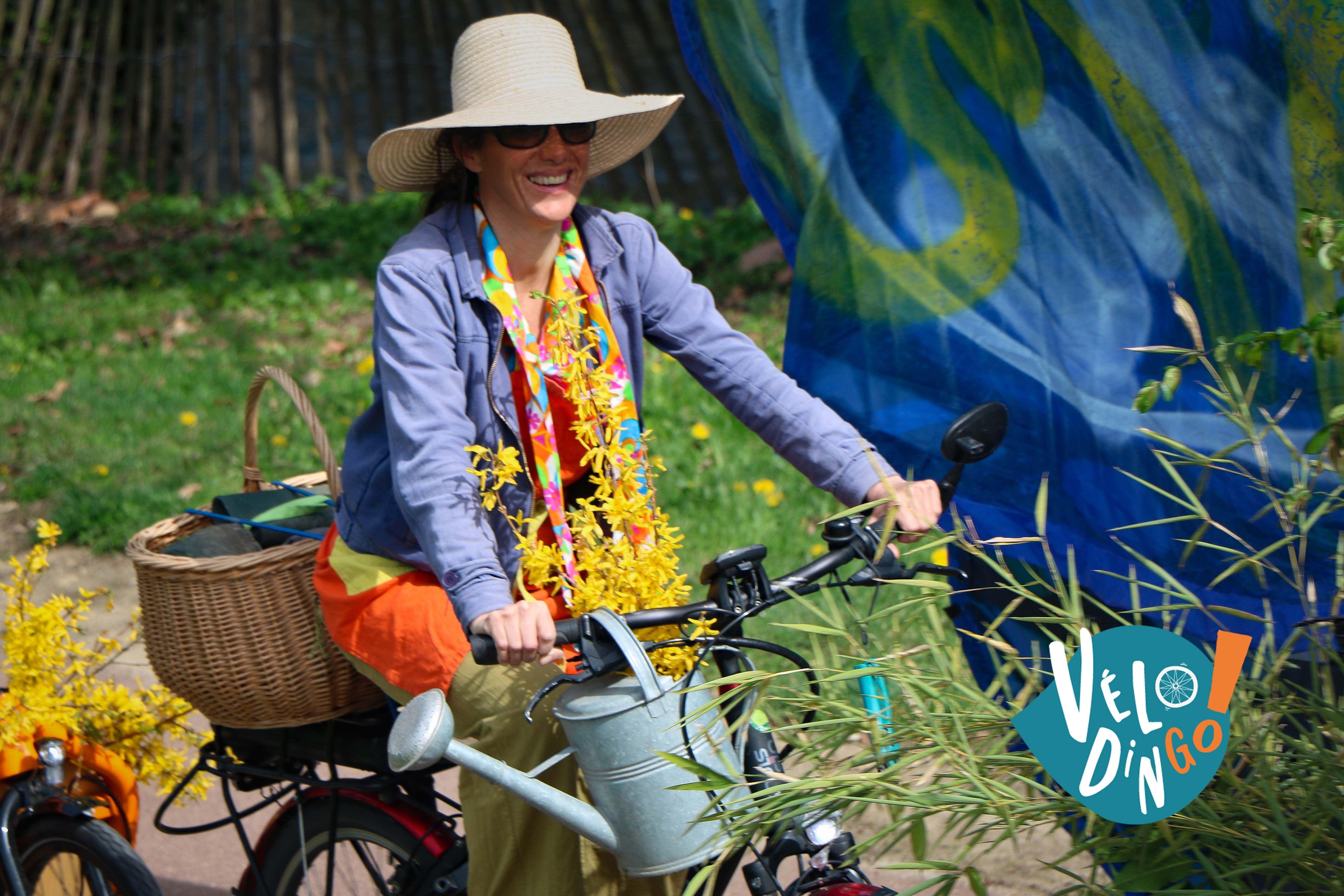 LA DINGO SUD - Rando Vélo & Spectacles en pleine nature