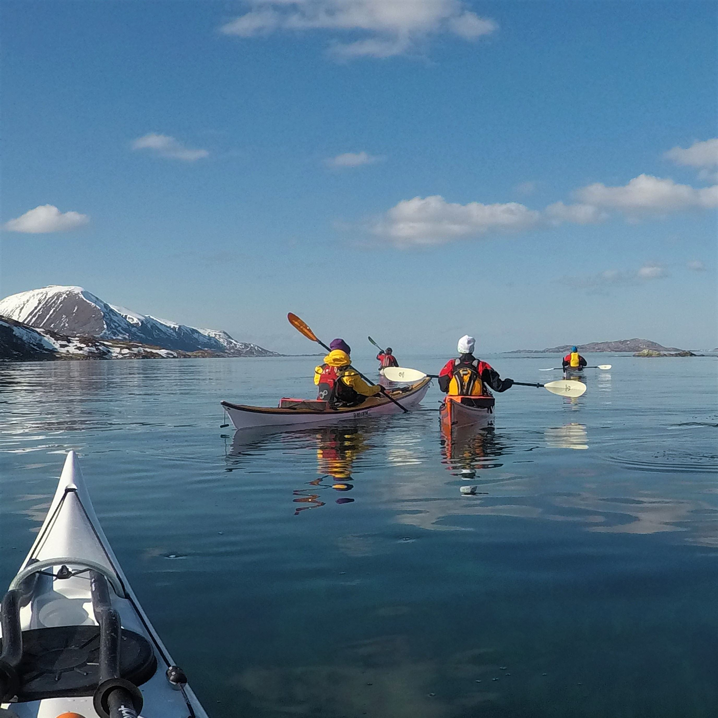 2 Day Arctic Camp with Winter Kayaking - Elements Arctic Camp