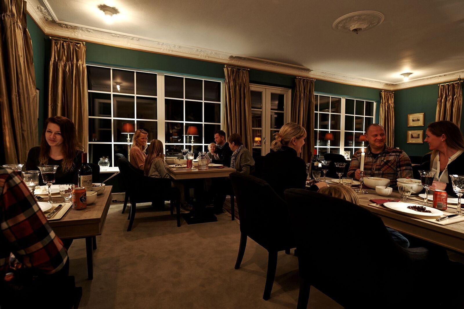 Sydhavsøernes Food Week: Restaurant MejeriGaarden - Middag