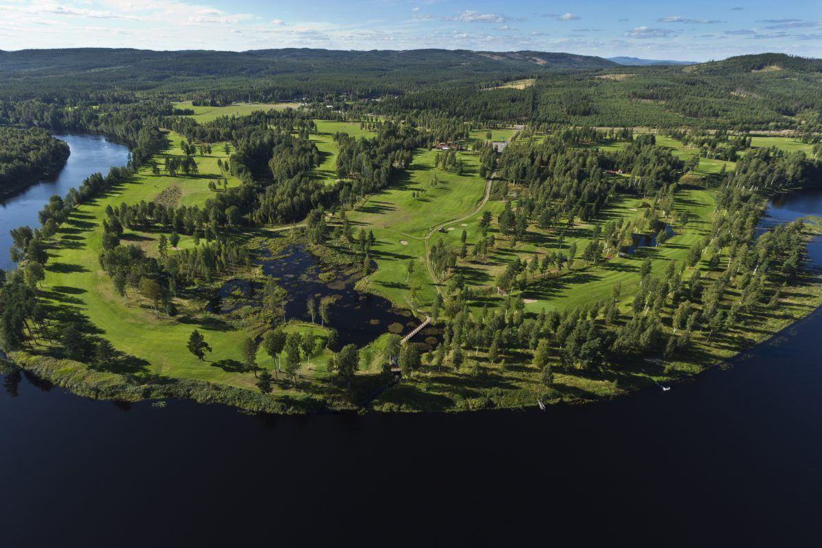 Golfens dag i Gagnef