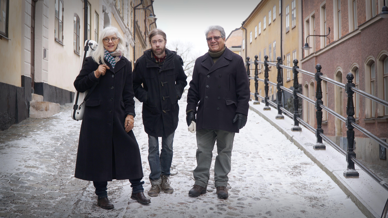 Talking Time: Ellika Frisell/Rafael Sida/Robin Cochrane