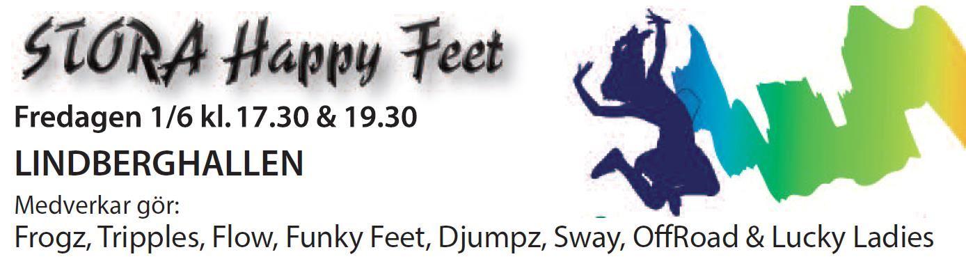 Stora Happy Feet