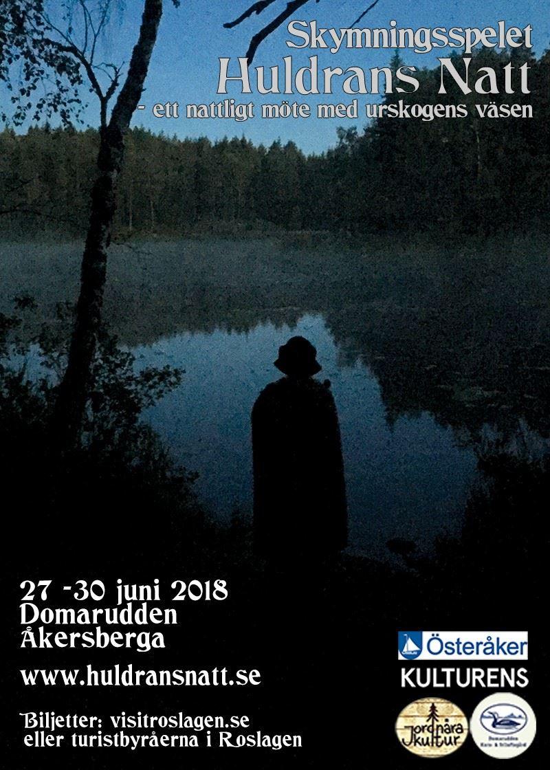 Skymningsspelet Huldrans Natt 2018