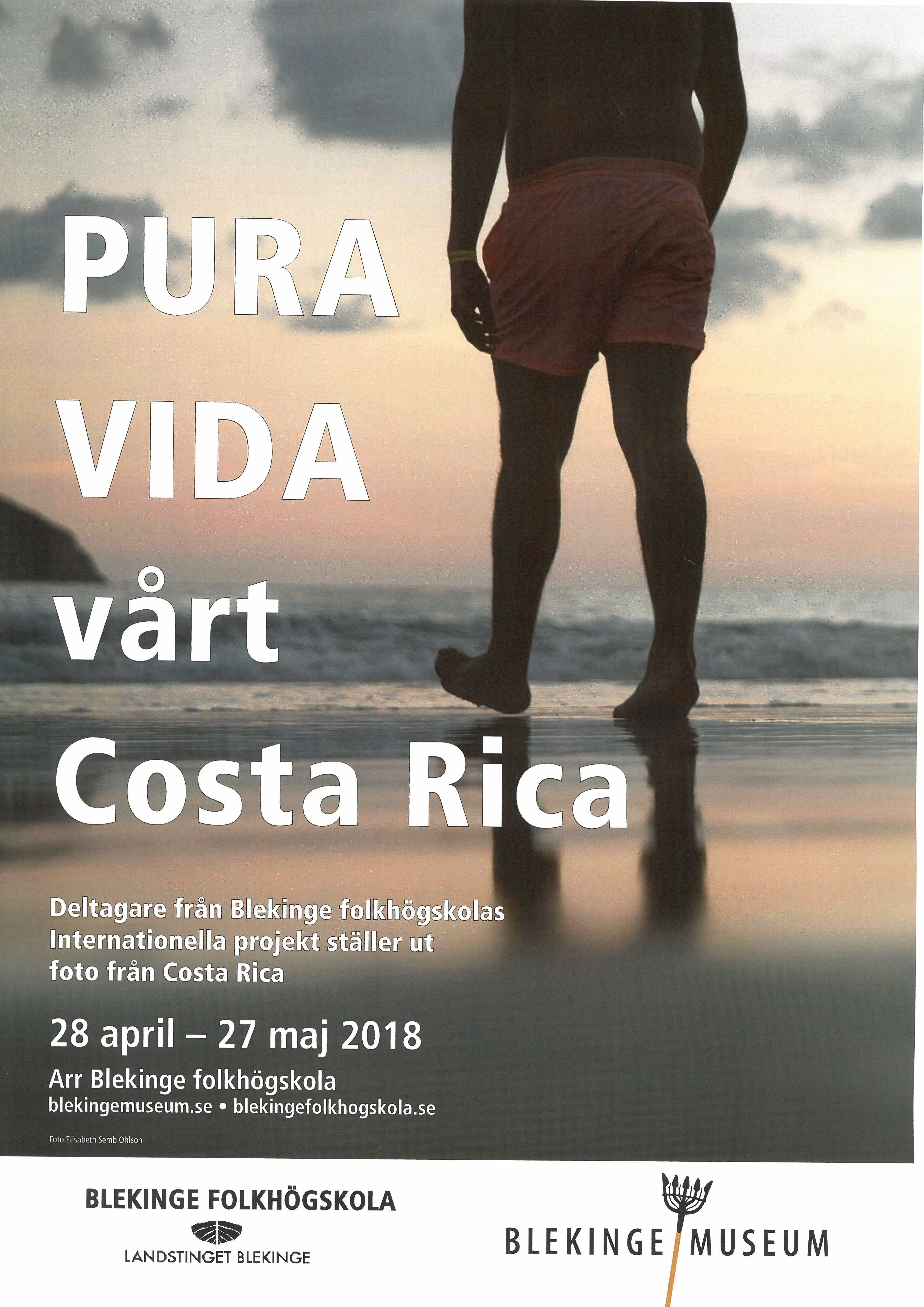 Utställning - Costa Rica
