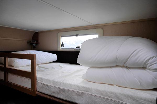 Campingvogn for inntil 5 personer - LyngenTourist