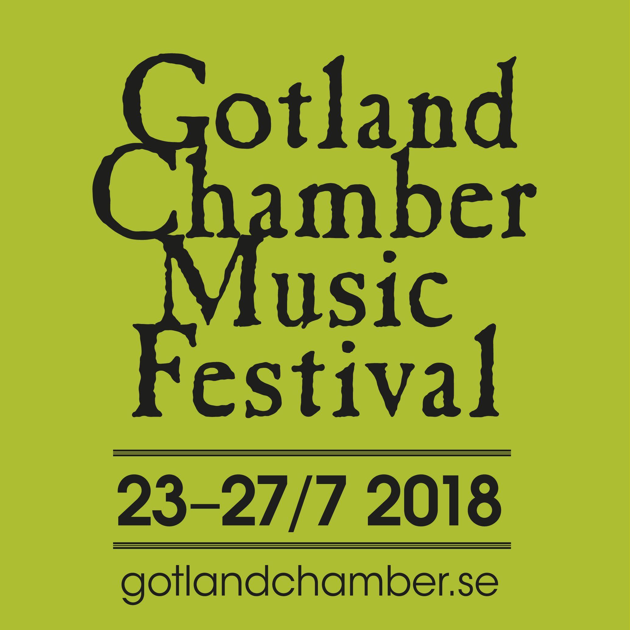 Gotland Chamber Music Festival - Tre kyrkor Tre konserter