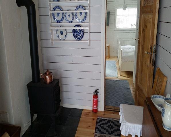 Vansbrosimningen. Privat stuga V300A, Dala-Järna