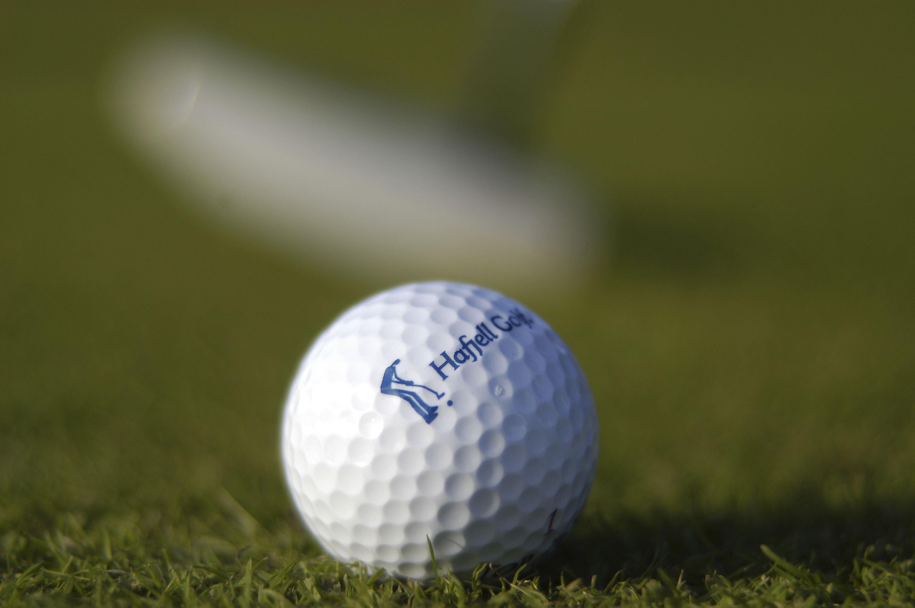 Hafjell golf