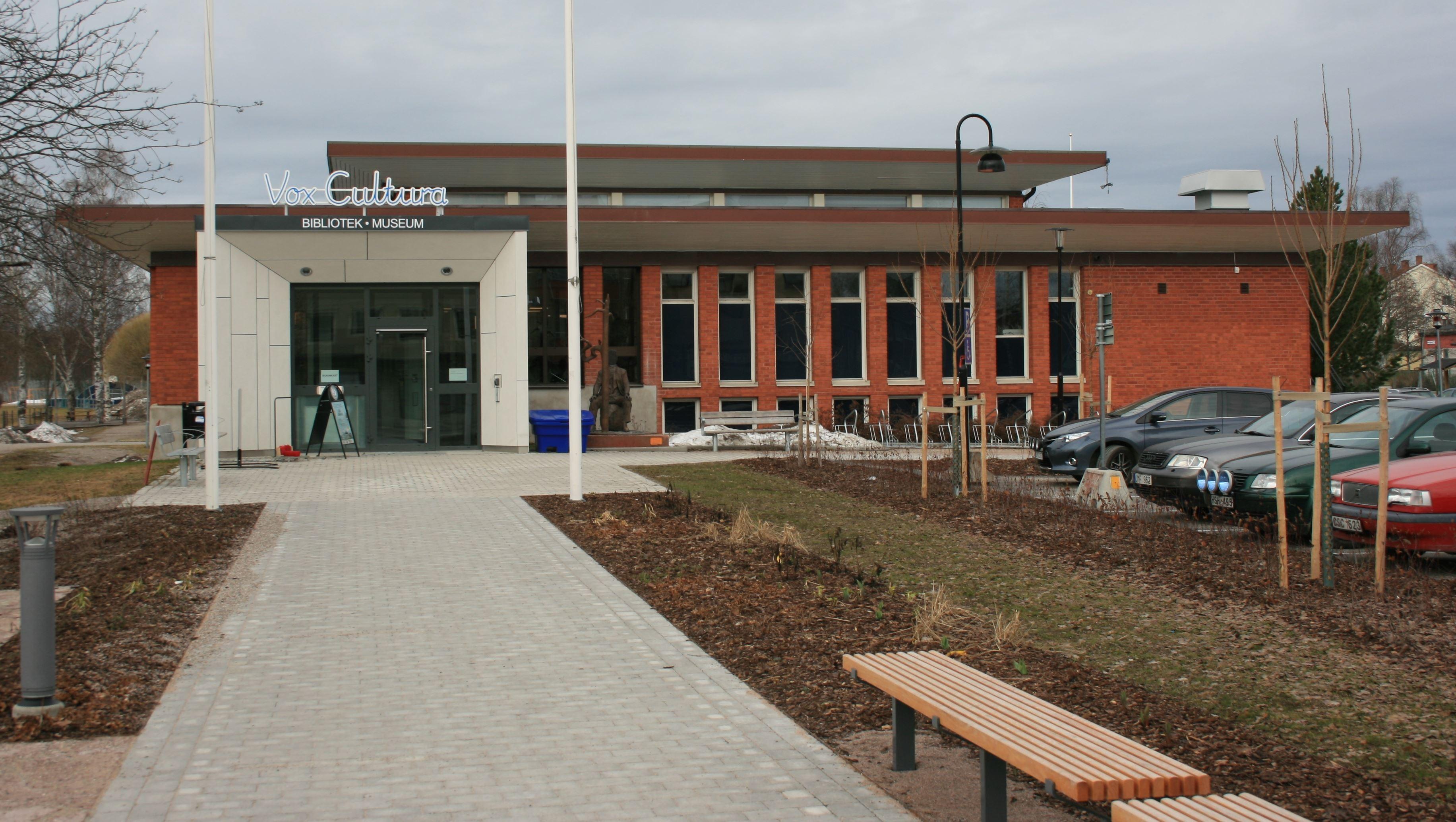 Edsbyns Muséum i Vox Cultura