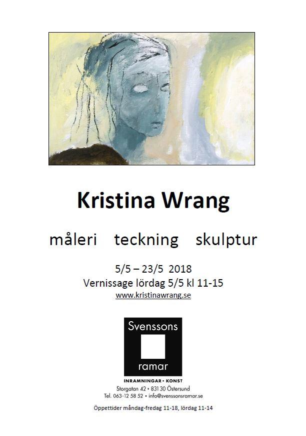 © Svenssons ramar, Exhibition - Kristina Wrang
