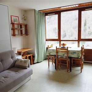 GTB03 - Studio avec jolie vue sur le village et la Montagne