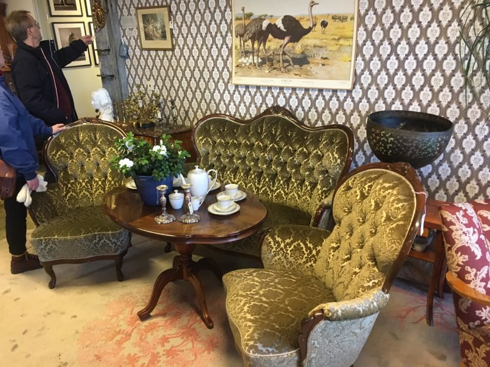 Antika möbler i Delsbo