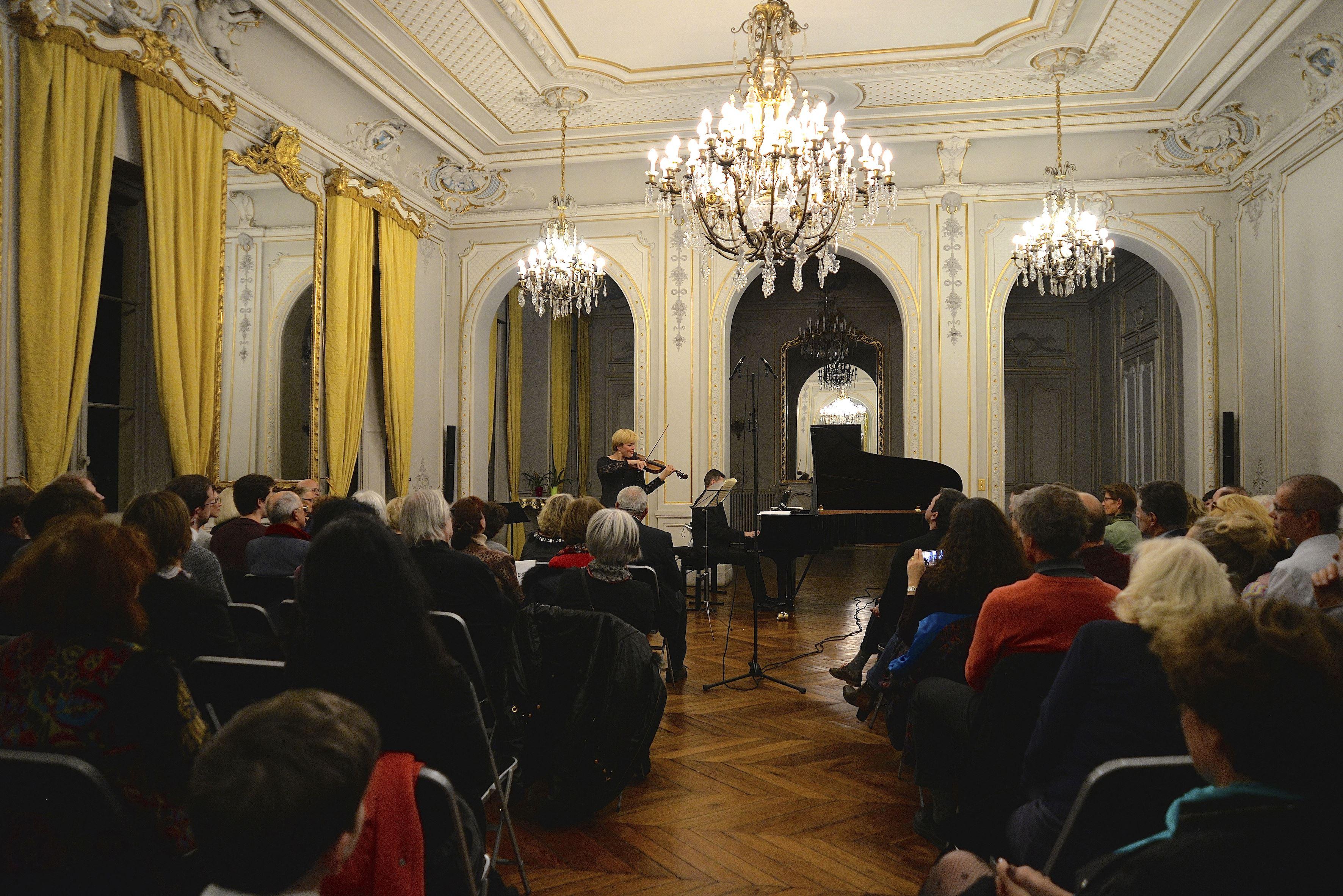 Musique au Palais