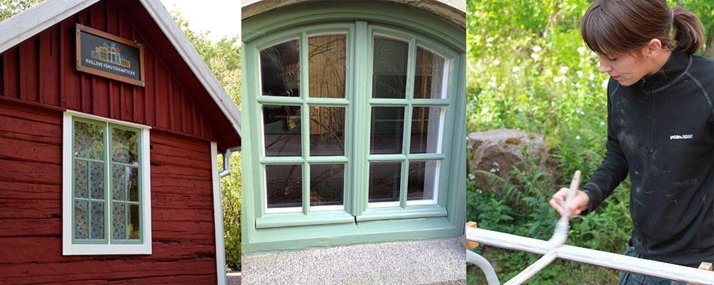 Fönsterrenoveringens dag, två föredrag på Mönsterås bibliotek